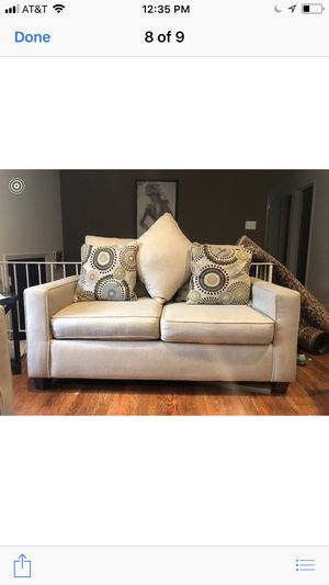 2 piece couches has to be picked up today!!! for Sale in Woodbridge, VA