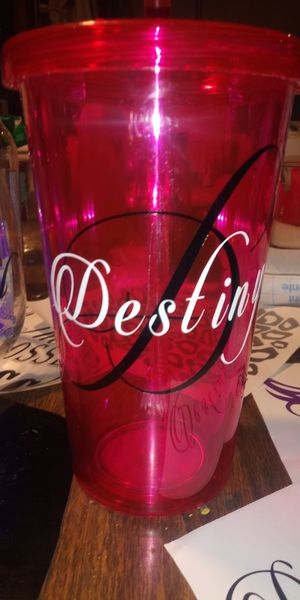 Personalized tumblers for sale for Sale in Fresno, CA