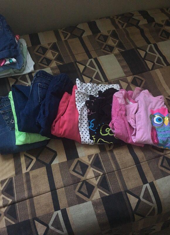 Clothes sz 6