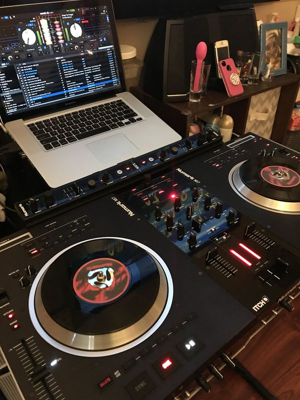 Numark ns7 with nsfx bar Serato virtual dj for Sale in Los Angeles, CA -  OfferUp