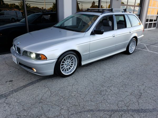 2002 Bmw 540it E39 540i Touring Wagon For Sale In Redwood City Ca Offerup
