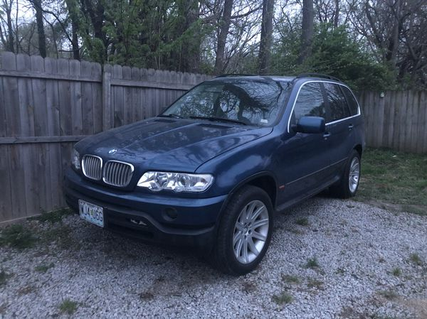 2002 Bmw X5 44i Bluetooth Remote Start For Sale In Kansas City