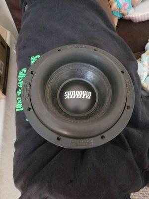 Photo 1-sa-8 v.3 sub SUNDOWN AUDIO SUB