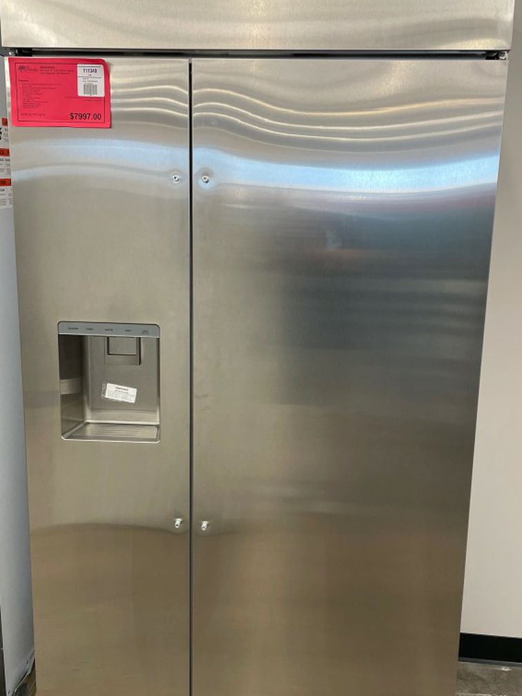 """New Discounted 42"""" Built In Refrigerator On Sale 1yr Factory Warranty"""