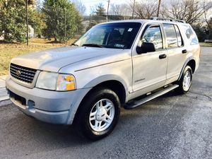 02 Ford Explorer XLS 4WD/ Bargain tax deal for Sale in Chevy Chase, MD