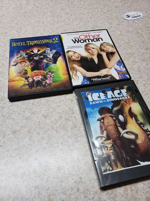 3 movies for Sale in Willow Spring, NC