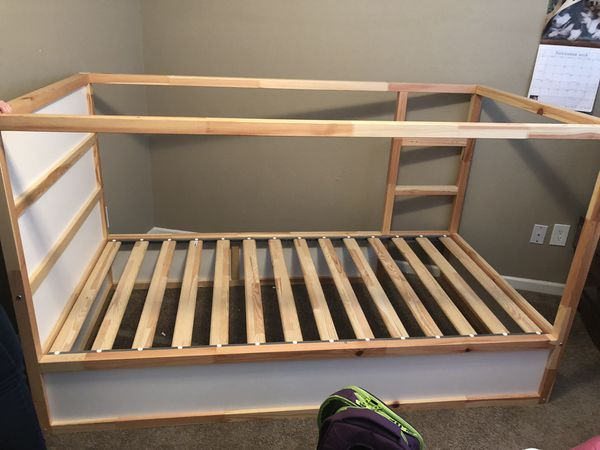 Ikea Bed Frame Instructions Included For Sale In Charlotte Nc Offerup