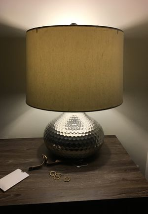 Matching table side night lamps for Sale in Alexandria, VA