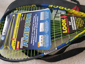 Racquetball Racket, Ektelon Brand New for Sale in North Potomac, MD