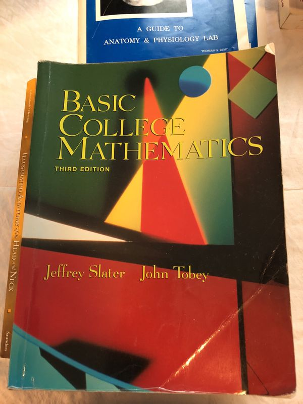 Basic College Mathematics Third Edition for Sale in Coral Springs ...