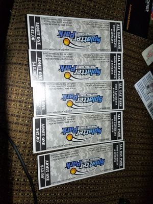 Paintball admission tickets for Sale in Columbus, OH