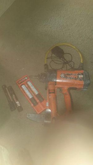 Ramset nail gun for Sale in Washington, MD