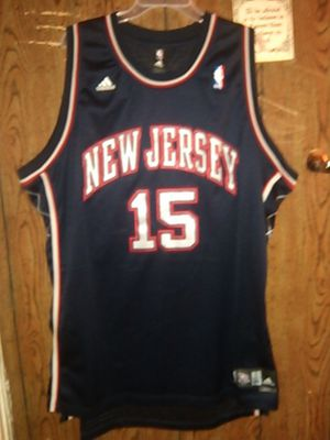 new styles bf30e f574a Vince Carter Nets NBA Jersey for Sale in Paterson, NJ - OfferUp