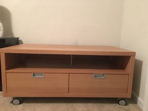 Tv stand for Sale in Fairfax, VA