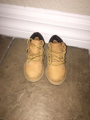 Timberland Boots 5c Toddlers for Sale in Tampa, FL