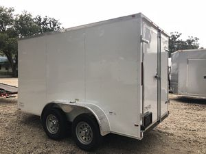 2019 6x12TA Cynergy Enclosed Trailer for Sale in Tampa, FL
