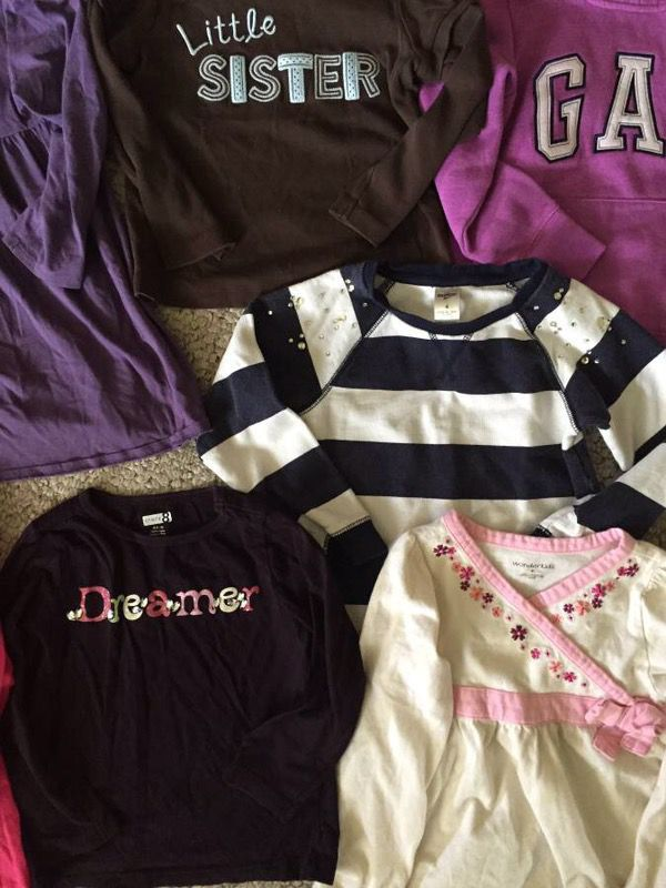 Girls 4t Name Brand Clothing Pieces Super Cute Clothes For 25