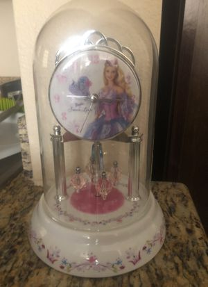 Barbie Clock - Working for Sale in Scottsdale, AZ