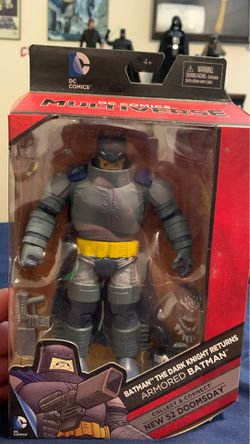 Batman DC Multiverse: The Dar Knight Returns Thumbnail