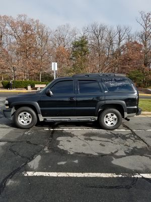2002 Chevy Tahoe Z71 for Sale in Washington, DC