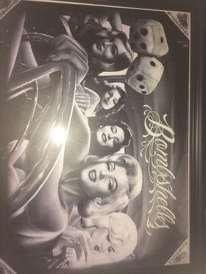 Framed 8x10 pic for Sale in Denver, CO