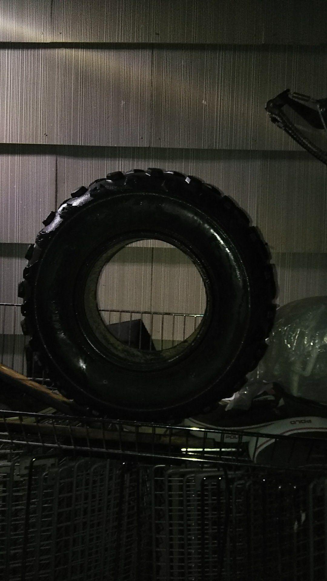 Off road tires 22x8-10 pair