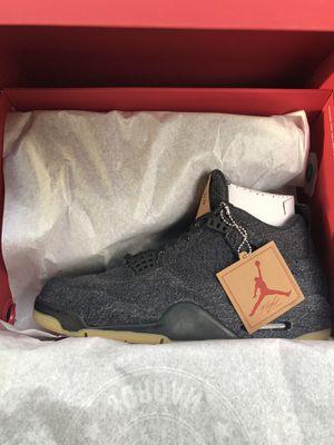 Nike Jordan 4 Levi's (size 11) for Sale in Houston, TX