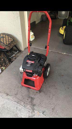 Troy bilt pressure washer for Sale in Orlando, FL