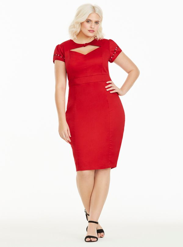 5ade69cbed Torrid betty boop red dress for Sale in San Gabriel