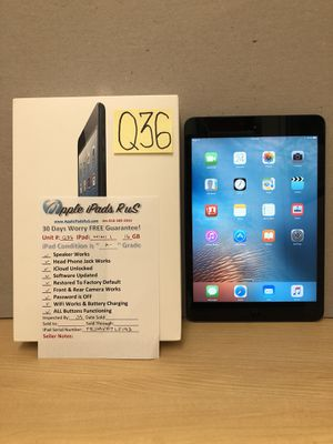 Q36 - iPad mini 1 16GB for Sale in Los Angeles, CA