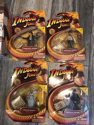 Indiana Jones Figures for Sale in Parrish, FL
