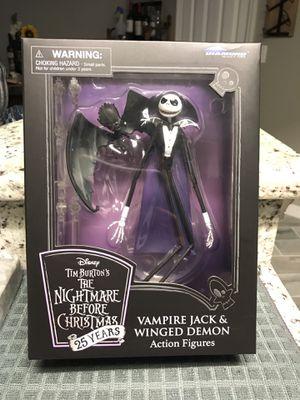 Nightmare Before Christmas Action Figure Jack Skellington for Sale in Deltona, FL