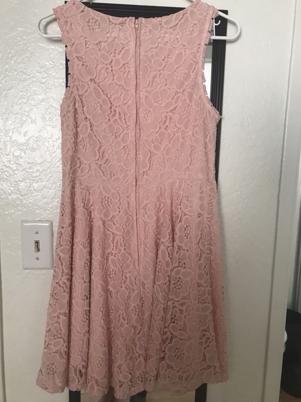 Blush Pink Dress (Clothing & Shoes) in Bakersfield, CA - OfferUp