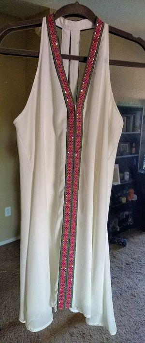 White beach sun dress for Sale in Scottsdale, AZ