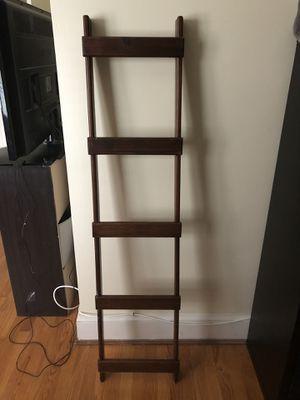 Decorative blanket ladder for Sale in Arlington, VA