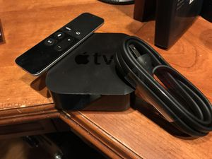 Apple TV 4th Generation 64GB for Sale in Ringoes, NJ