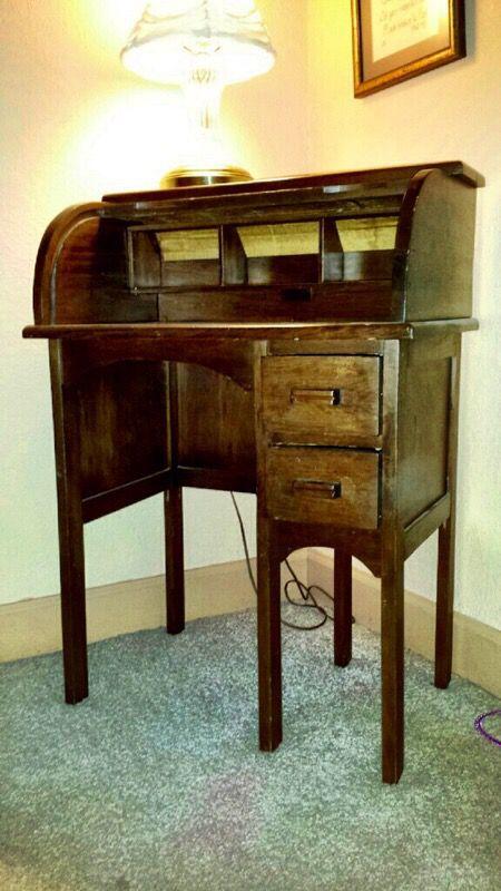 - Kids Antique Roll Top Desk (Furniture) In Nashville, TN - OfferUp