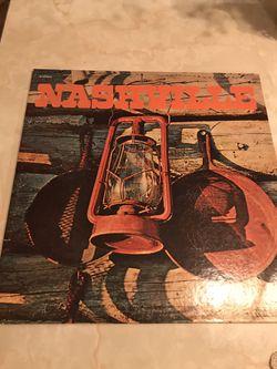 Vinyl record Nashville Thumbnail