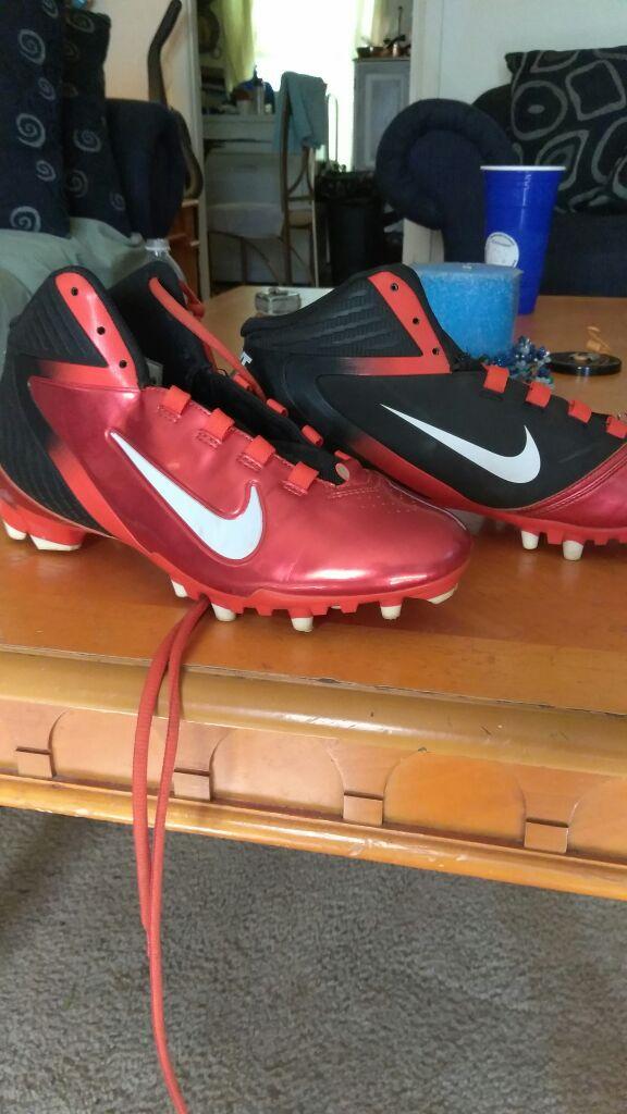 2ad477de0ac0 Men's Nike Alpha Speed Football cleats for Sale in Morrow, GA - OfferUp