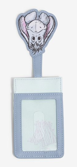 (NWT) Disney Loungefly Winnie the Pooh Eeyore Sketch Cardholder - BoxLunch Exclusive Thumbnail