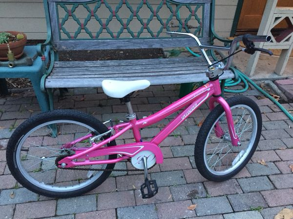 "89ab2c9987e Specialized HotRock 20"" Girls Coaster Bike Pink for Sale in San Jose, CA -  OfferUp"