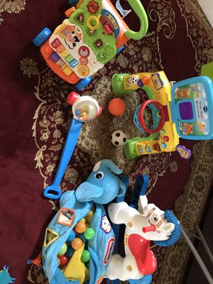 Baby toys in very good condition for Sale in Alexandria, VA