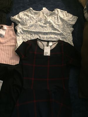 H and M women clothes New size small for Sale in Oxon Hill, MD
