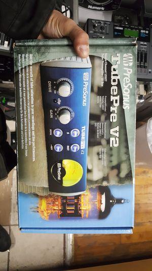 Presonus TubePre v2 Tube Preamplifier DI Box for Sale in Baltimore, MD