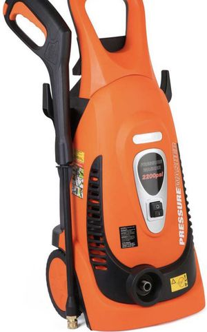 Ivation Electric Pressure Washer - 2200 PSI for Sale in Pikesville, MD