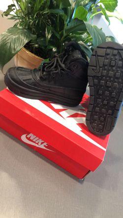 Nike Little Kids Woodside 2 High Top Boots