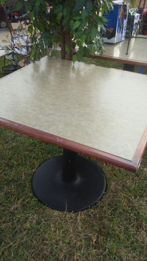 New And Used Restaurant Tables For Sale In Temple Tx Offerup