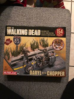 The walking dead Daryl with chopper Thumbnail
