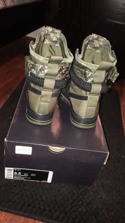 Nike Military AF'1 Size 8.5 Thumbnail