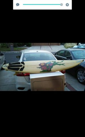 Pacific style surfboard for Sale in Fullerton, CA